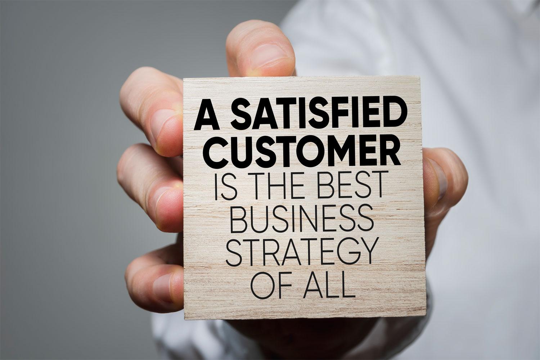 Kwaliteit is wat de klant ervaart…